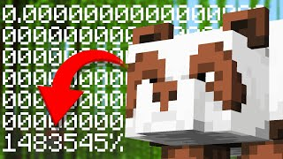 What are the RAREST Minecraft Mobs? (Minebusters)