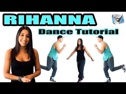 Baixar RIHANNA - RIGHT NOW ft David Guetta Dance TUTORIAL | Part 2: Choreography by Matt & Dana