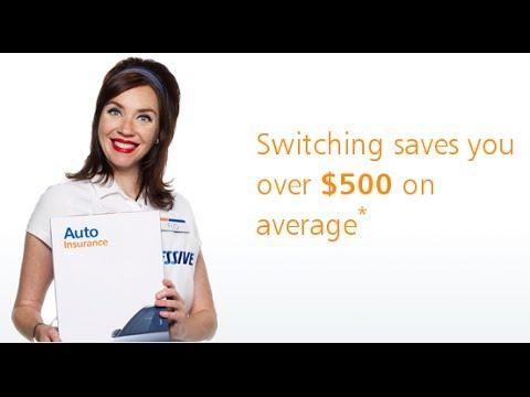 insurance commercial touching | Progressive Insurance