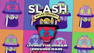 "Slash ft. Myles Kennedy & The Conspirators - ""Driving Rain"" Full Song Static Video"