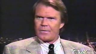 Glen Campbell Talks With Tom Snyder