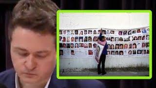Juarez Drug Cartel Victim Marisela Escobedo's Sad Story | Joe Rogan and Johann Hari