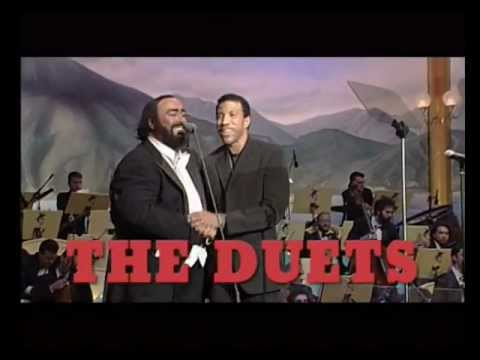 indieFilmNet presents The Legendary Pavarotti Duets