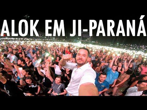 ALOK FILMADO DE UM JEITO DIFERENTE EM JI-PARANA RO 19 09 2019