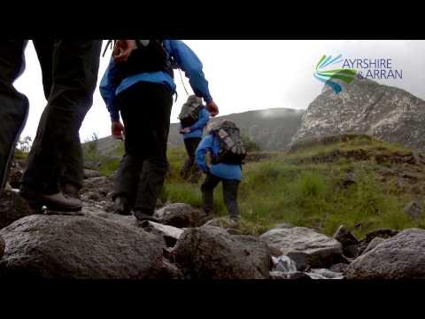 Adventure Tourism - Isle of Arran