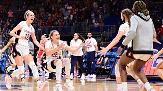 Watch the final 3:40 of thrilling Stanford-Arizona National Championship Game