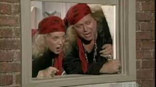 Sam Kinison on In Living Color