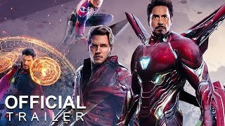 Avengers 4: Annihilation Official Trailer *LEAKED FOOTAGE?!*
