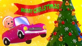 We Wish You Merry X'mas | Junior Squad | Christmas Song For Children | Cartoon Videos by Kids Tv