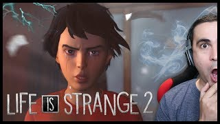 Νευρίασε ο Πρήχτης! (Life Is Strange 2 #3)