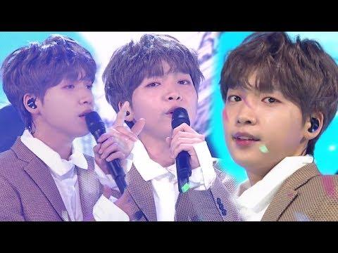 《LOVE SONG》 JEONG SEWOON(정세운) - BABY IT'S U @인기가요 Inkigayo 20180204