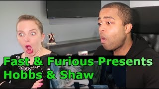 Fast & Furious Presents: Hobbs & Shaw - Official Trailer #2 (COUPLES THERAPY REACTION 🔥)