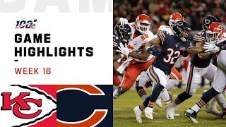 Chiefs vs. Bears Week 16 Highlights | NFL 2019