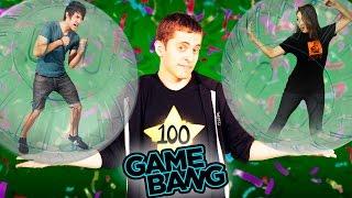 100th EPISODE SPECIAL - HAMSTER KATAMARI! (Game Bang)