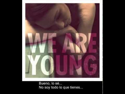 Baixar Fun ft Janelle Monae We are young español