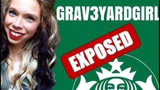 GRAV3YARDGIRL STARBUCKS DRAMA