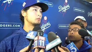 Yu Darvish Comments On Yuli Gurriel | Los Angeles Times