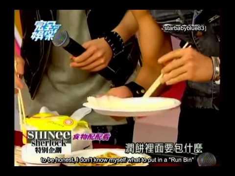 [ENG] 120629 SHINee on Showbiz Part 2