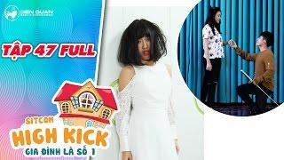 Gia đình là số 1 sitcom | tập 47 full: Đức Mẫn, Yumi đóng vai tình nhân khiến cô Diệu Hiền suy sụp