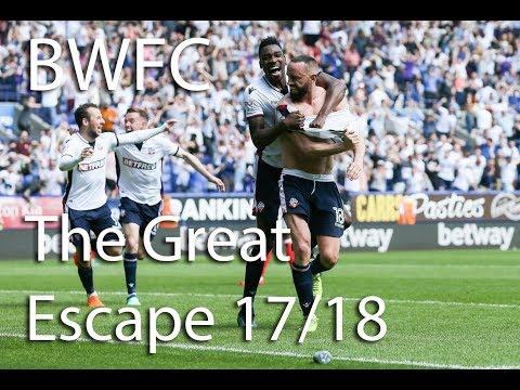 BWFC The Great Escape