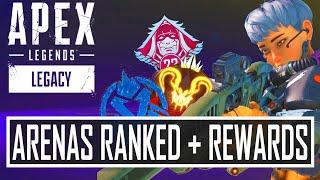 Arenas Ranked / Arena Trackers + Rewards | Apex Legends Season 9