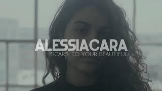 alessia cara - scars to your beautiful ( s l o w e d )