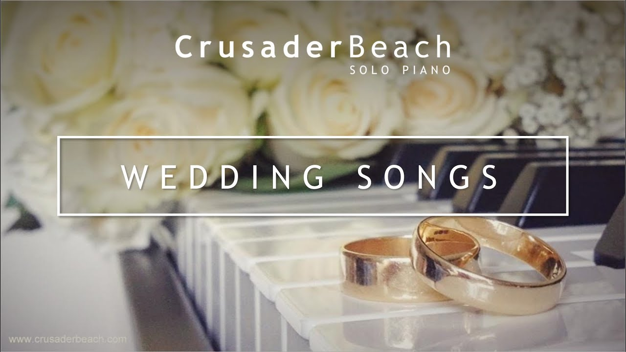Best Wedding Songs For Walking Down The Aisle / First