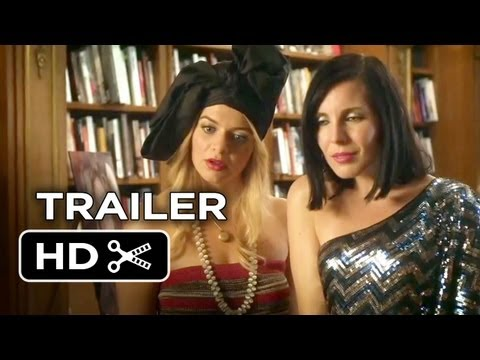 Ass Backwards Official Trailer #1 (2013) - June Diane Raphael Movie HD