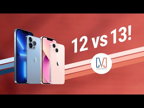 iPhone 13 vs iPhone 12: Time to Upgrade?