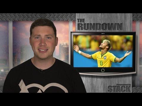 Ben Simmons' Secret Soccer Skills and Neymar's Batting Practice Fail