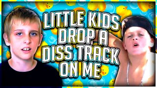 Little Kids Drop a Diss Track On Me!!!