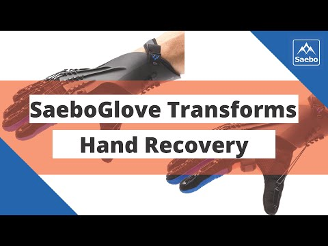 SaeboGlove (with and without)