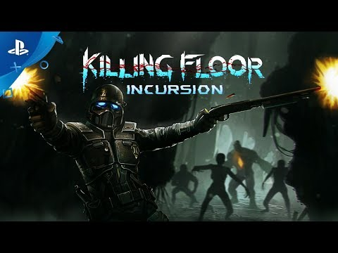 Killing Floor: Incursion Trailer