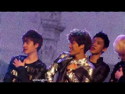 130515 청소년 문화 페스티벌 EXO-K Angel (KAI focus)