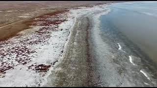 Марсианские пейзажи — в Омской области