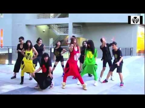 [2NE1 'I AM THE BEST' DANCE COVER] (MY Dance Academy) HD