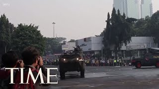 Indonesian Police Have Killed Dozens Of People In A Crackdown On Crime Before Asian Games   TIME