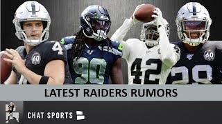 Raiders Rumors On Derek Carr, Jadeveon Clowney, Karl Joseph, Mike Mayock, Josh Jacobs   Mailbag