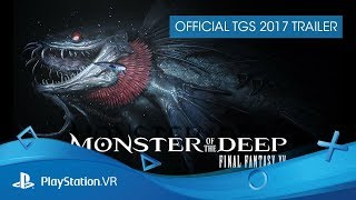 Final fantasy xv monster of the deep :  bande-annonce finale