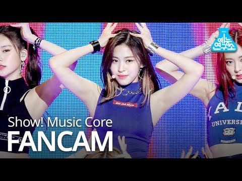 [예능연구소 직캠] ITZY - DALLA DALLA (RYUJIN), 있지 - 달라달라 (류진) @Show! Music Core 20190309