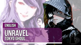 """Tokyo Ghoul - """"Unravel"""" (Piano ver.) 