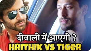 Hrithik Vs Tiger Movie Release Date Problem || Hrithik Roshan || Tiger Shroff || Vaani Kapoor