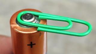 3 Incredible Life Hacks for Battery