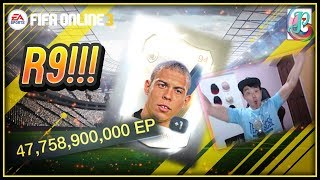 ~OMG I Packed R9!!!~ Anniversary Serial Package Opening - FIFA ONLINE 3