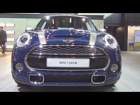 @MINI Cooper S Hatch 3 Door Seven (2017) Exterior and Interior in 3D