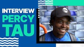 Percy Tau on Friendly Goal