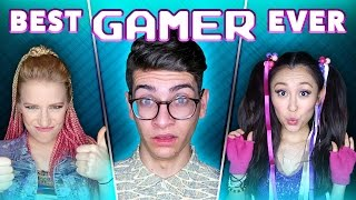 HOW TO BE THE BEST GAMER IN THE WORLD