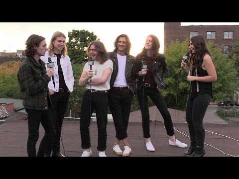 Interview with Blossoms