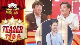 Thách thức danh hài 4 | teaser tập 6: Trường Giang