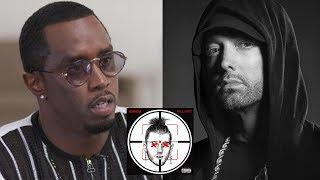 Diddy Responds To Eminem's 'Killshot' Diss Track....